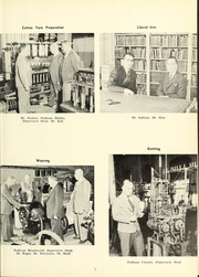 Page 11, 1952 Edition, New Bedford Institute of Technology - Fabricator Yearbook (New Bedford, MA) online yearbook collection
