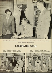 Page 12, 1952 Edition, New Bedford Institute of Technology - Fabricator Yearbook (New Bedford, MA) online yearbook collection