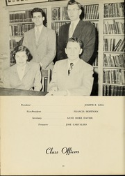 Page 14, 1952 Edition, New Bedford Institute of Technology - Fabricator Yearbook (New Bedford, MA) online yearbook collection