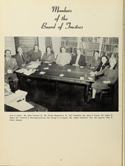 Page 12, 1953 Edition, New Bedford Institute of Technology - Fabricator Yearbook (New Bedford, MA) online yearbook collection