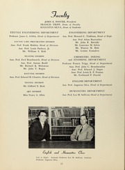 Page 14, 1953 Edition, New Bedford Institute of Technology - Fabricator Yearbook (New Bedford, MA) online yearbook collection