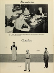Page 17, 1953 Edition, New Bedford Institute of Technology - Fabricator Yearbook (New Bedford, MA) online yearbook collection