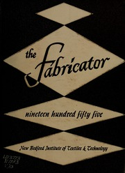 1955 Edition, New Bedford Institute of Technology - Fabricator Yearbook (New Bedford, MA)