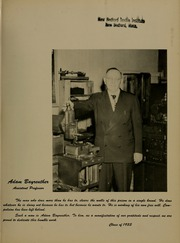 Page 7, 1955 Edition, New Bedford Institute of Technology - Fabricator Yearbook (New Bedford, MA) online yearbook collection