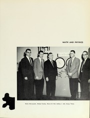 Page 15, 1962 Edition, New Bedford Institute of Technology - Fabricator Yearbook (New Bedford, MA) online yearbook collection