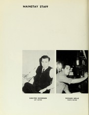 Page 6, 1962 Edition, New Bedford Institute of Technology - Fabricator Yearbook (New Bedford, MA) online yearbook collection