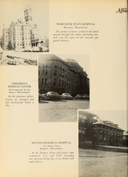 Page 36, 1956 Edition, Faulkner Hospital School of Nursing - Faulkan Yearbook (Boston, MA) online yearbook collection