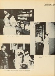 Page 44, 1956 Edition, Faulkner Hospital School of Nursing - Faulkan Yearbook (Boston, MA) online yearbook collection