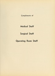 Page 53, 1956 Edition, Faulkner Hospital School of Nursing - Faulkan Yearbook (Boston, MA) online yearbook collection