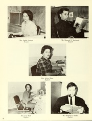 Page 14, 1967 Edition, Mount Wachusett Community College - Yearbook (Gardner, MA) online yearbook collection