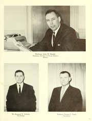 Page 15, 1967 Edition, Mount Wachusett Community College - Yearbook (Gardner, MA) online yearbook collection