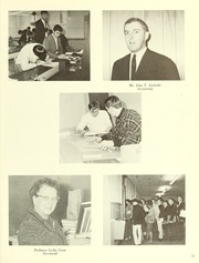 Page 17, 1967 Edition, Mount Wachusett Community College - Yearbook (Gardner, MA) online yearbook collection