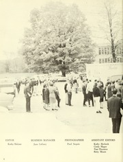 Page 6, 1967 Edition, Mount Wachusett Community College - Yearbook (Gardner, MA) online yearbook collection