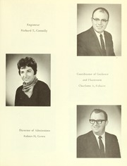 Page 13, 1968 Edition, Mount Wachusett Community College - Yearbook (Gardner, MA) online yearbook collection