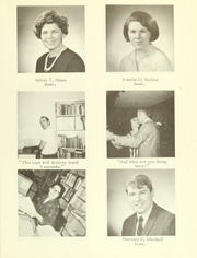 Page 15, 1968 Edition, Mount Wachusett Community College - Yearbook (Gardner, MA) online yearbook collection