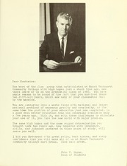 Page 9, 1968 Edition, Mount Wachusett Community College - Yearbook (Gardner, MA) online yearbook collection