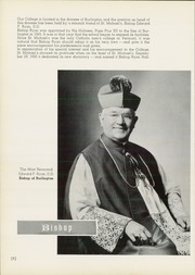 Page 10, 1951 Edition, Saint Michaels College - Hilltop Yearbook (Colchester, VT) online yearbook collection