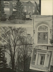Page 14, 1953 Edition, Saint Michaels College - Hilltop Yearbook (Colchester, VT) online yearbook collection