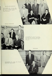 Page 13, 1959 Edition, Newton Junior College - Yearbook (Newton, MA) online yearbook collection