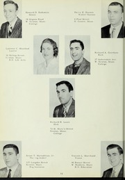 Page 16, 1959 Edition, Newton Junior College - Yearbook (Newton, MA) online yearbook collection