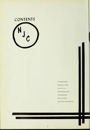 Page 6, 1959 Edition, Newton Junior College - Yearbook (Newton, MA) online yearbook collection