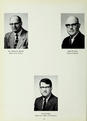 Page 12, 1963 Edition, Newton Junior College - Yearbook (Newton, MA) online yearbook collection
