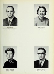 Page 13, 1963 Edition, Newton Junior College - Yearbook (Newton, MA) online yearbook collection