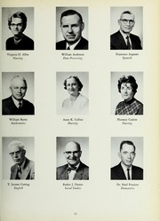 Page 15, 1963 Edition, Newton Junior College - Yearbook (Newton, MA) online yearbook collection