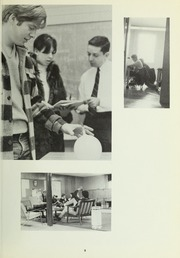 Page 13, 1969 Edition, Newton Junior College - Yearbook (Newton, MA) online yearbook collection