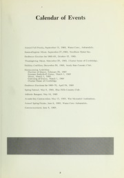 Page 7, 1969 Edition, Newton Junior College - Yearbook (Newton, MA) online yearbook collection