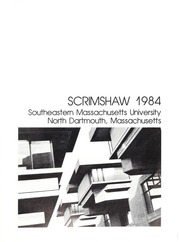 Page 5, 1984 Edition, Southeastern Massachusetts Technological Institute - Scrimshaw Yearbook (North Dartmouth, MA) online yearbook collection