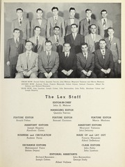 Page 11, 1950 Edition, Suffolk University Law School - Lex Yearbook (Boston, MA) online yearbook collection