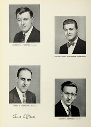 Page 14, 1950 Edition, Suffolk University Law School - Lex Yearbook (Boston, MA) online yearbook collection