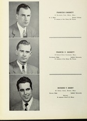 Page 16, 1950 Edition, Suffolk University Law School - Lex Yearbook (Boston, MA) online yearbook collection