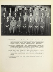 Page 9, 1950 Edition, Suffolk University Law School - Lex Yearbook (Boston, MA) online yearbook collection