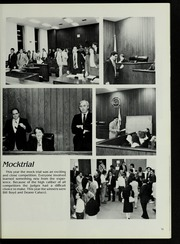 Page 17, 1988 Edition, Suffolk University Law School - Lex Yearbook (Boston, MA) online yearbook collection