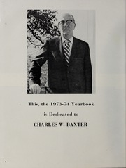 Page 8, 1974 Edition, Thompson Academy - Islander Yearbook (Boston, MA) online yearbook collection