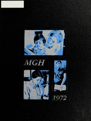 1972 Edition, Massachusetts General Hospital School of Nursing - Yearbook (Boston, MA)