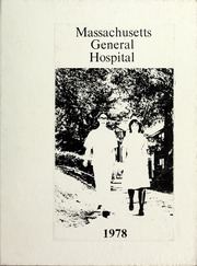1978 Edition, Massachusetts General Hospital School of Nursing - Yearbook (Boston, MA)