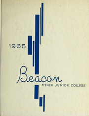 Fisher College - Beacon Yearbook (Boston, MA) online yearbook collection, 1965 Edition, Page 1