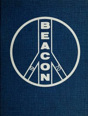 Fisher College - Beacon Yearbook (Boston, MA) online yearbook collection, 1970 Edition, Page 1