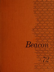Fisher College - Beacon Yearbook (Boston, MA) online yearbook collection, 1972 Edition, Page 1
