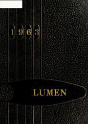 1963 Edition, Northern Essex Community College - Lumen Yearbook (Haverhill, MA)