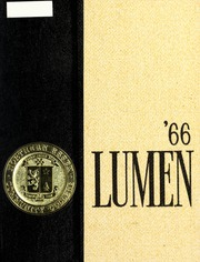 1966 Edition, Northern Essex Community College - Lumen Yearbook (Haverhill, MA)