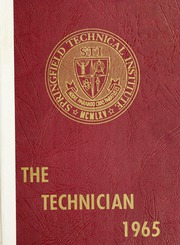 1965 Edition, Springfield Technical Community College - Yearbook (Springfield, MA)