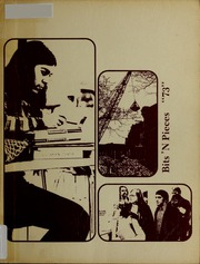 1973 Edition, Springfield Technical Community College - Yearbook (Springfield, MA)