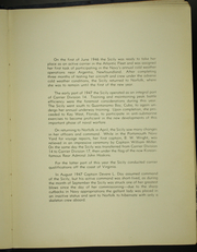Page 11, 1951 Edition, Sicily (CVE 118) - Naval Cruise Book online yearbook collection
