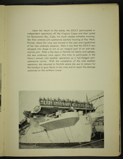 Page 15, 1951 Edition, Sicily (CVE 118) - Naval Cruise Book online yearbook collection