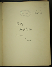 Page 5, 1951 Edition, Sicily (CVE 118) - Naval Cruise Book online yearbook collection