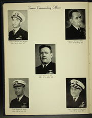 Page 8, 1951 Edition, Sicily (CVE 118) - Naval Cruise Book online yearbook collection
